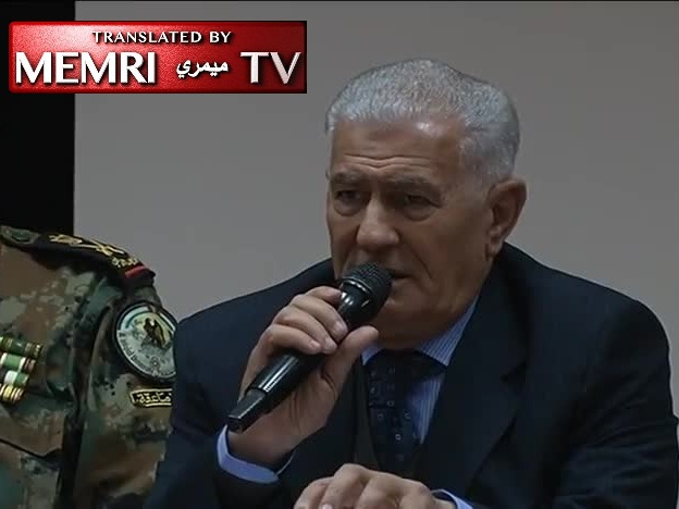 Fatah Official Abbas Zaki to Palestinian Officers: You Shall Liberate Jerusalem and Rule the World; Israelis Are Donkeys; ISIS Should Have Attacked in Israel