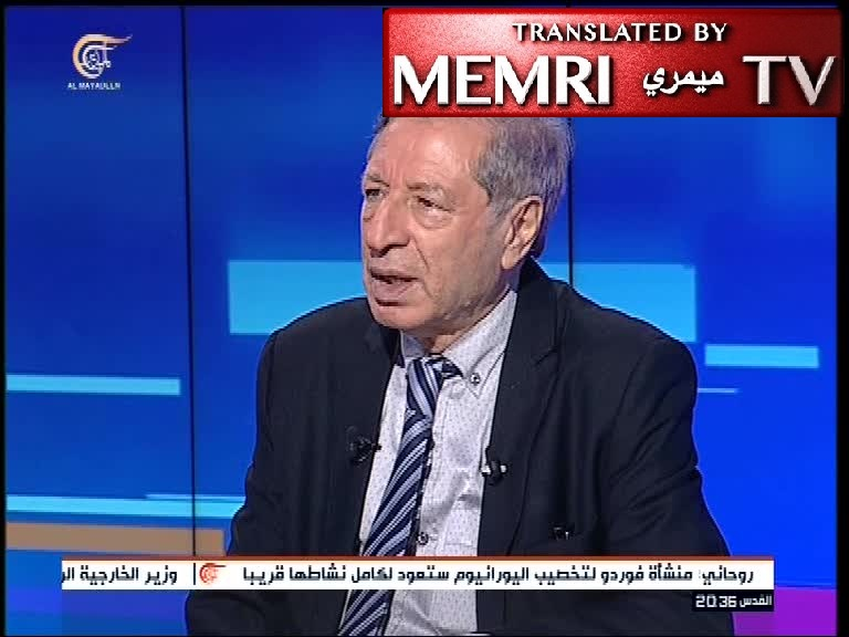 Abd Al-Hadi Mahfouz, President of Lebanese National Media Council: MEMRI Has Great Influence on Global Media, Brought about Removal of Hamas, Hizbullah Accounts on Social Media
