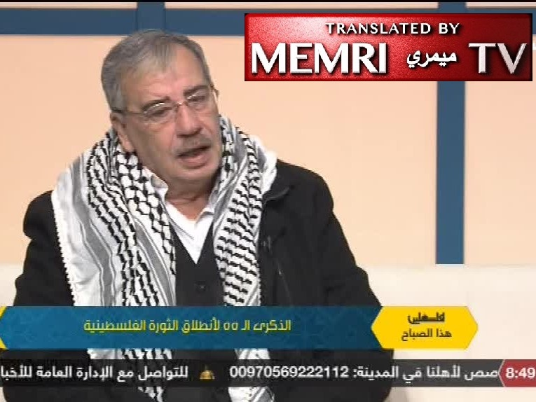 Fatah Revolutionary Council Member Abdel-Elah Atira: Arafat Hinted to Us to Start the Intifada