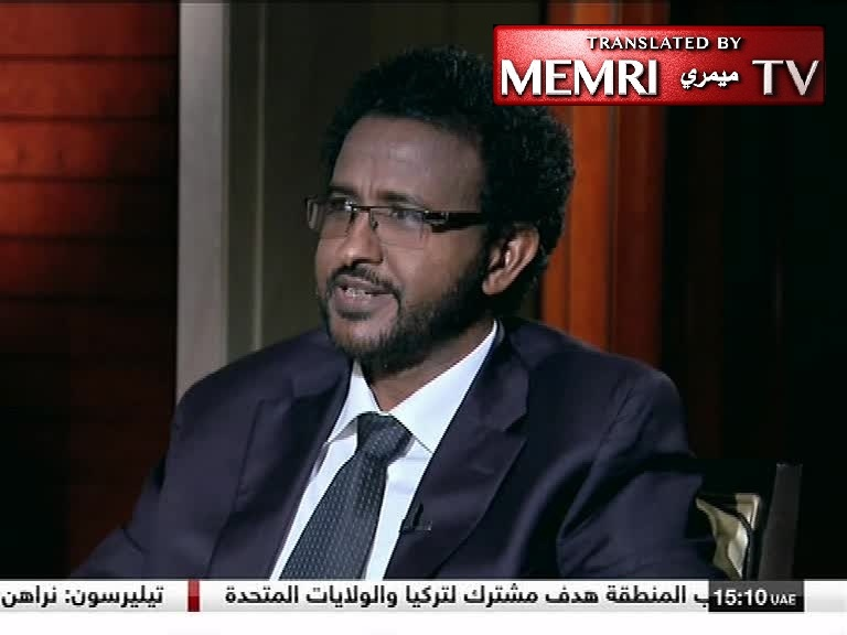 Somali Professor and Author Abdi Said: Abolish Notion of Apostasy; Secularism Is the Solution