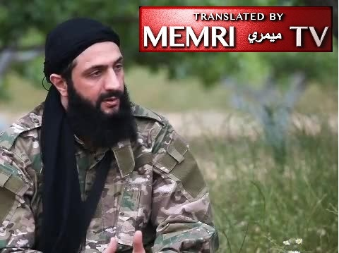 Hay'at Tahrir Al-Sham (HTS) Leader Abu Muhammad Al-Joulani: Hmeimim Air Base Is Legitimate Target; For Us To Stop Shelling It, Russia Must Cease Support for Syrian Regime