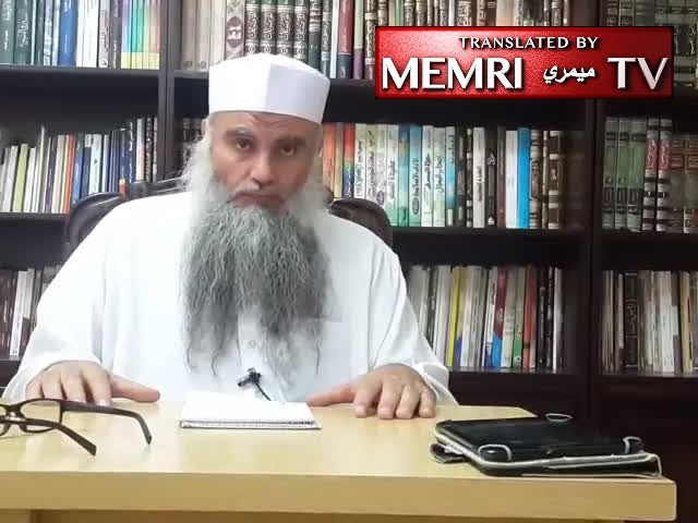 Salafi Jordanian Cleric Abu Qatada Al-Filastini: True Islam Leads to Raiding Rome and Confrontation