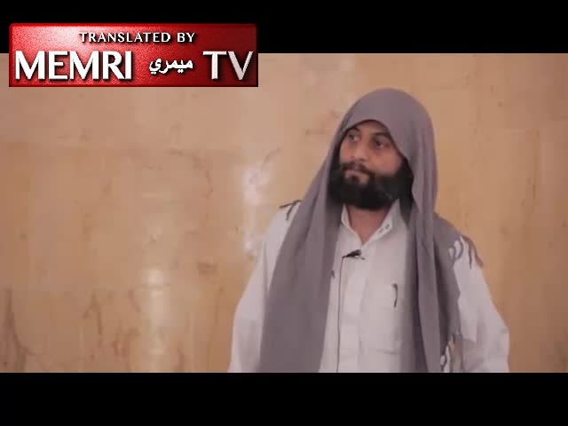 Syria-Based Egyptian Jihadist Abu Al-Yaqthan Al-Masri: There Are