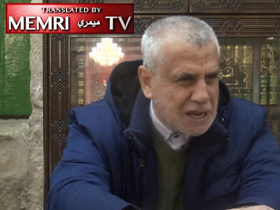 Al-Aqsa Mosque Address by Palestinian Researcher Ahmad Al-Khatwani: There Is Only Room in Palestine for an Islamic State; This State Could Easily Annihilate Israel, Would Conquer Rome, Moscow
