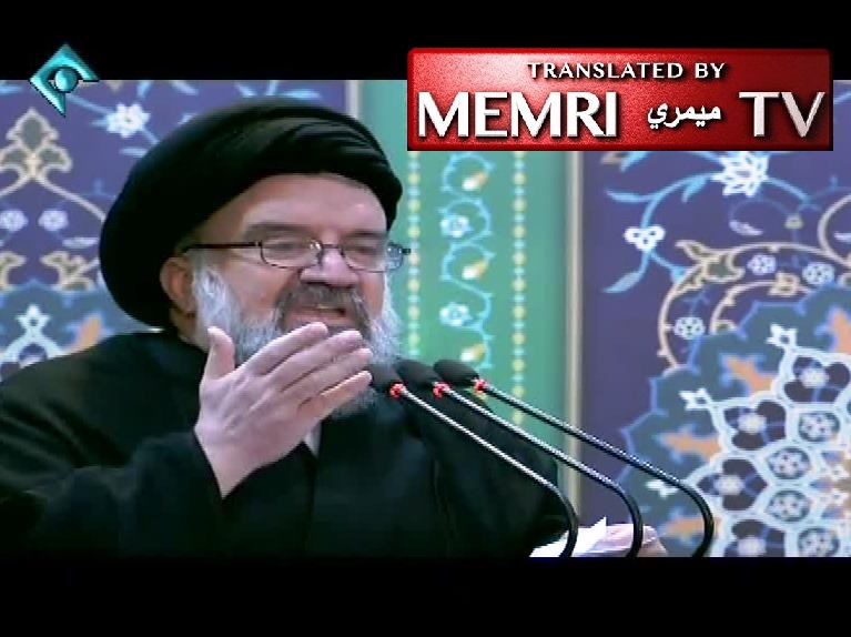 Anti-Saudi Threats during Tehran Friday Sermon: If the Enemy Takes Action, We Will Shatter Its Teeth to Smithereens