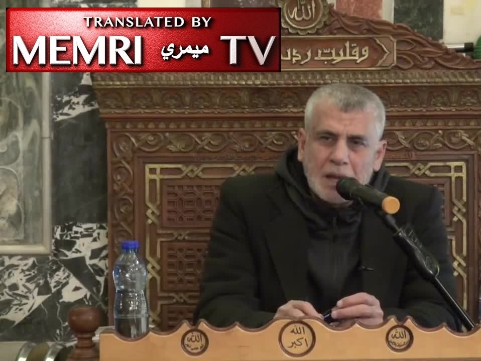 Al-Aqsa Mosque Address by Ahmad Al-Khatwani: Job of Muslims Is to Bring