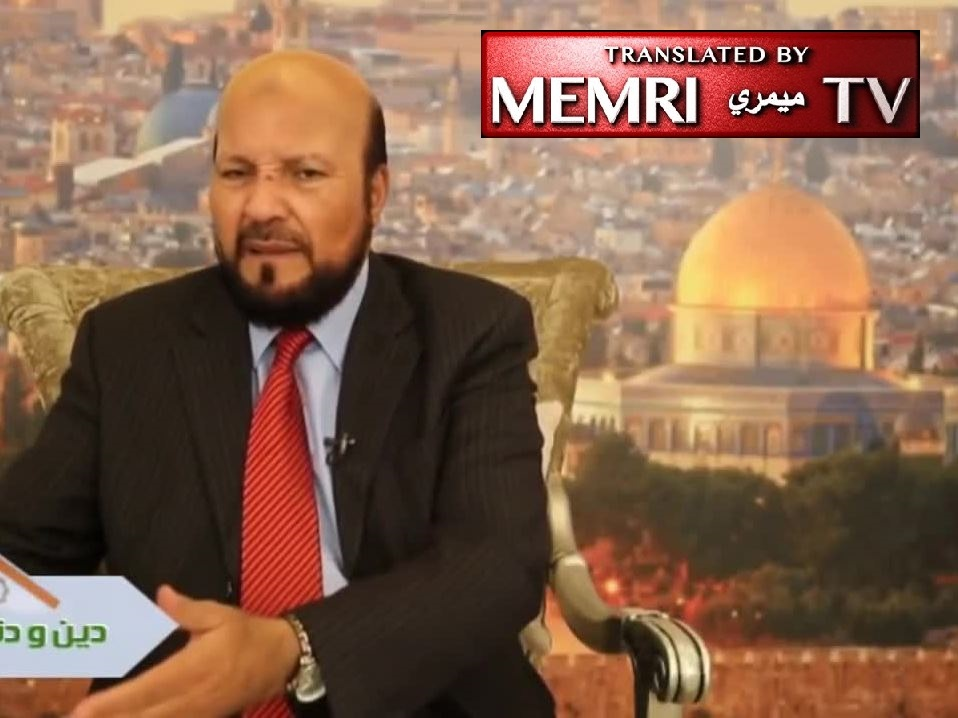 Jordanian Professor Ahmad Nofal on Manhattan Truck Attack:  Such Attacks Will Not Destroy America, Which Will Collapse from Within