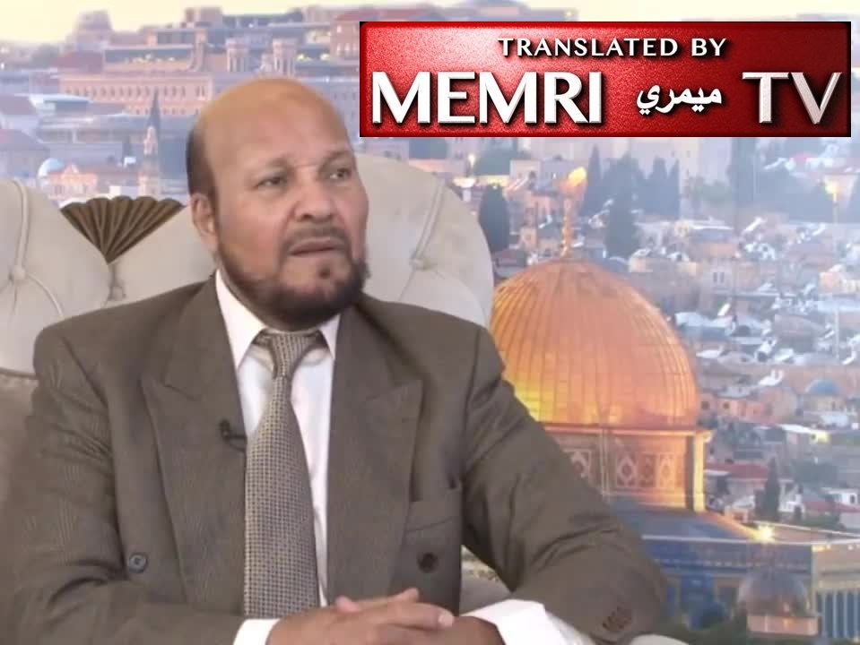 Jordanian Professor Ahmad Nofal: Holocaust Was an Illusion; Figure of 6 Million Is a Big Lie