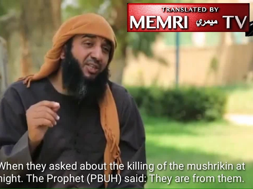 Pro-ISIS Al-Battar Media Calls for Violence against Non-Muslims