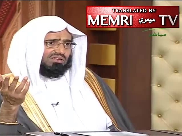 Saudi Cleric Abd Al-Aziz Fawzan Al-Fawzan: One Must Not Tell a Muslim He Has the Nasty Despicable Traits of the Jews - Even If It's True