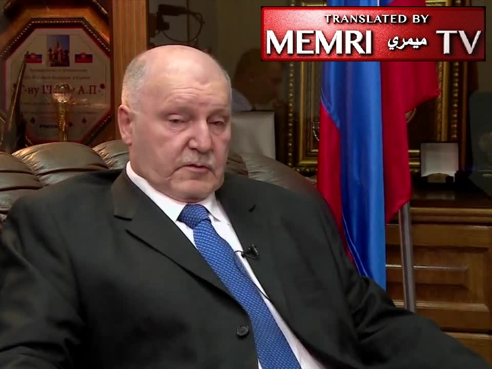 Russian Ambassador to Israel: We Do Not Consider Hamas and Hizbullah to Be Terrorists at All