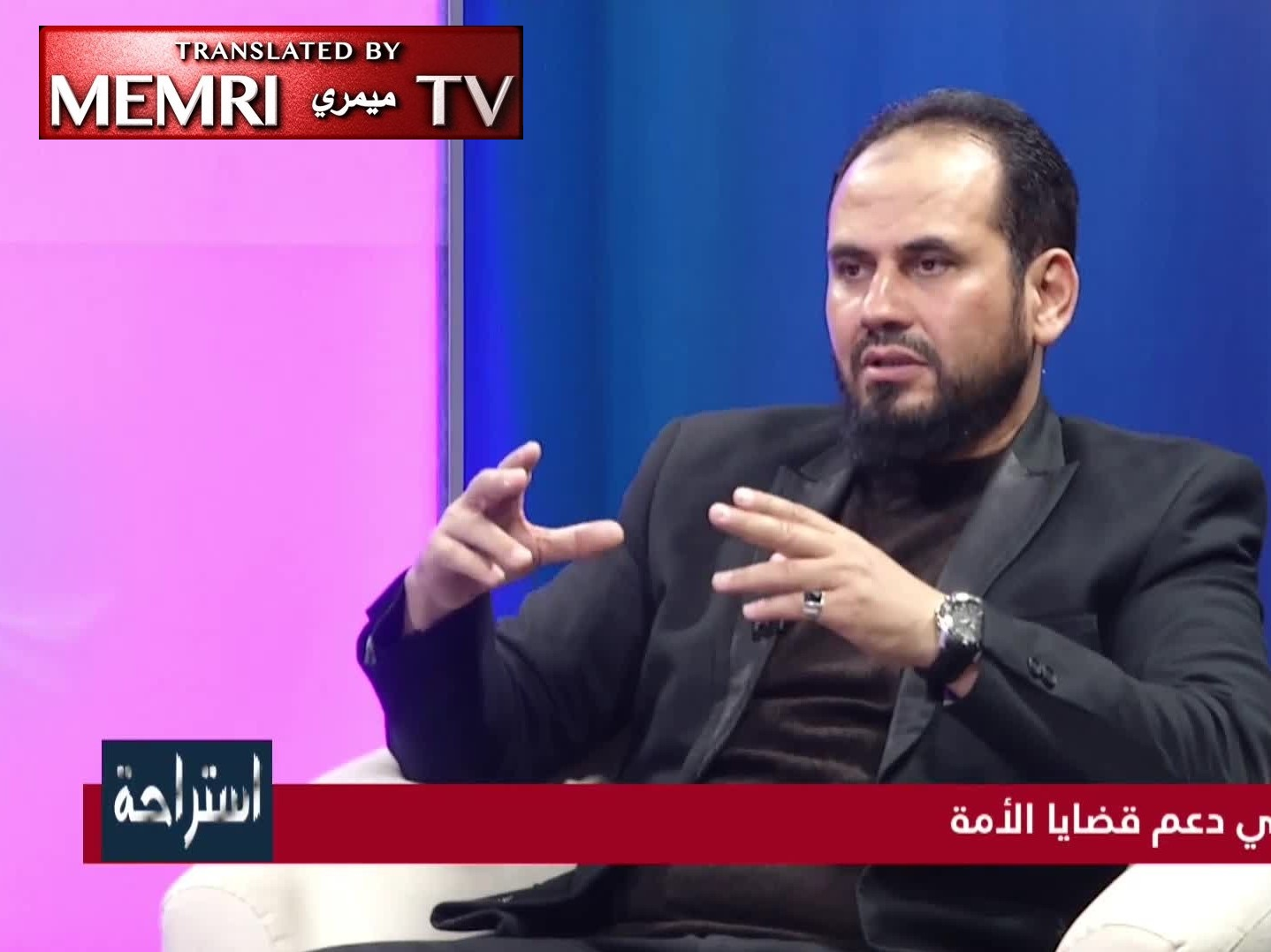 Libyan Researcher Dr. Ali Al-Siba'i: Westerners Secretly Aim to Corrupt Muslim Women by Making Them Believe In Equality