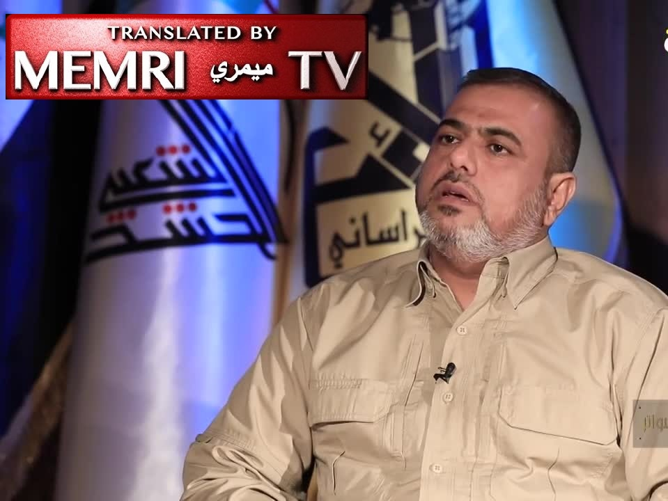 Iraqi Militia Commander Ali Al-Yasiri: Militia Fighters Deserve Land and Benefits
