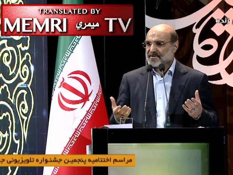 Head of Iran's Broadcasting Authority Abdolali Ali-Asgari: The Iranians Replaced the Jews as God's Chosen People