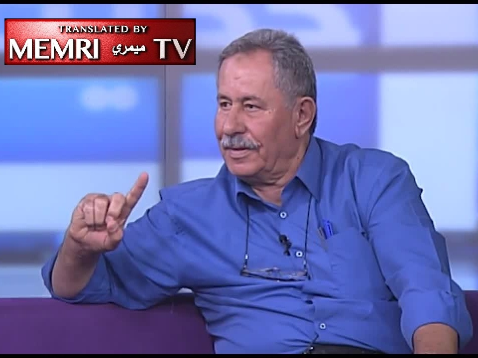 Jordanian Political Analyst Asad Al-Azzouni: ISIS Leader Is Israeli Rabbi, U.S. Military Helped ISIS