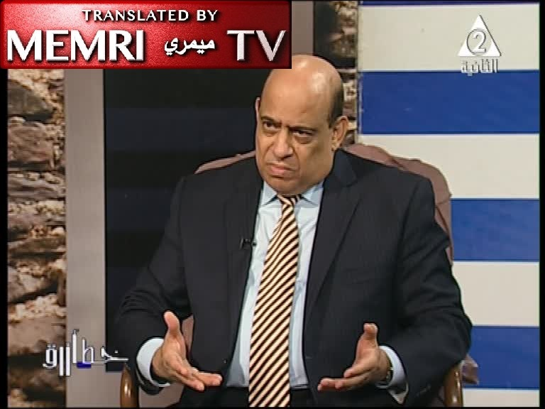 Former Egyptian Diplomat Ashraf Abd Al-Wahhab 'Aql: Israel Controls Global Economy, Pays Off Politicians as a Form of Terrorism; Its Goals Are to Exploit the World, Destroy Islam and Muslims