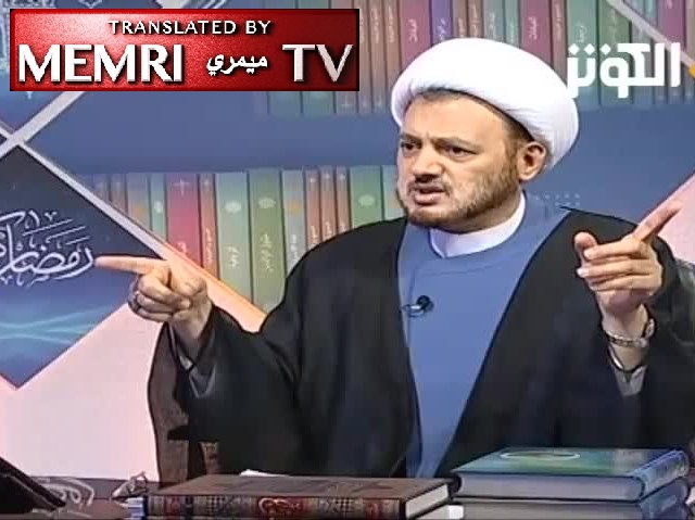 Shiite Scholar Assad Qassir: Zionist Goal to Gain Hegemony over Mecca, Medina, and Entire Islamic World
