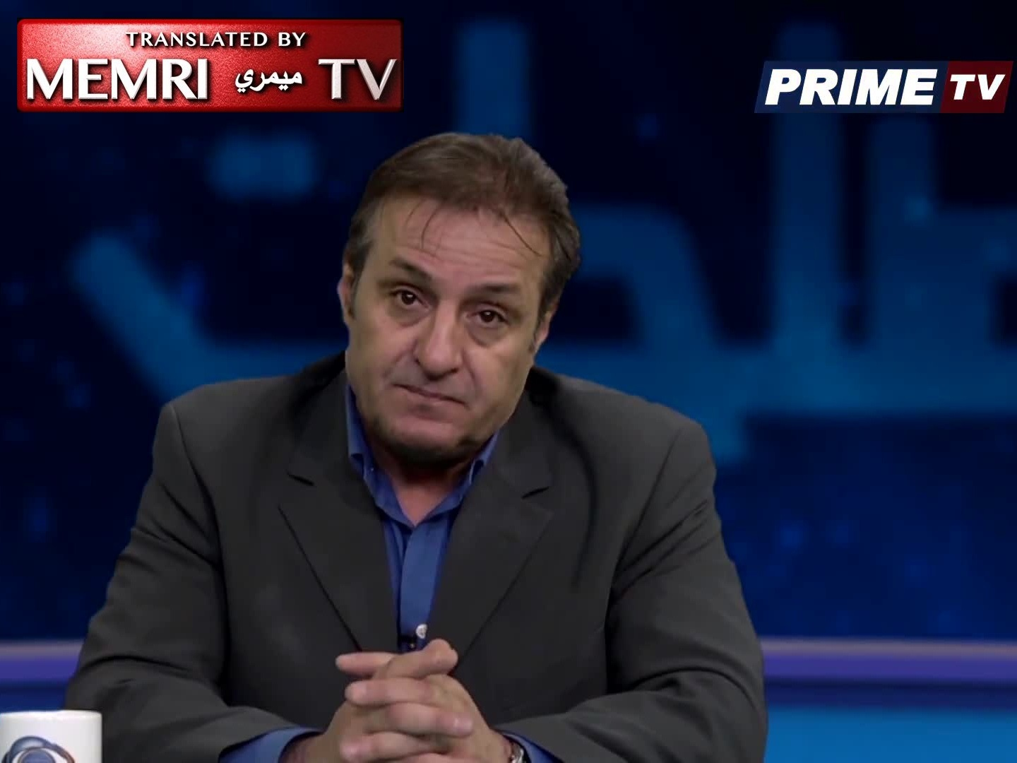 Jordanian TV Host Ayed Alqam: The Holocaust Is the Greatest Lie in History; Jacob Adolf Hitler Was a Jew (Archival)