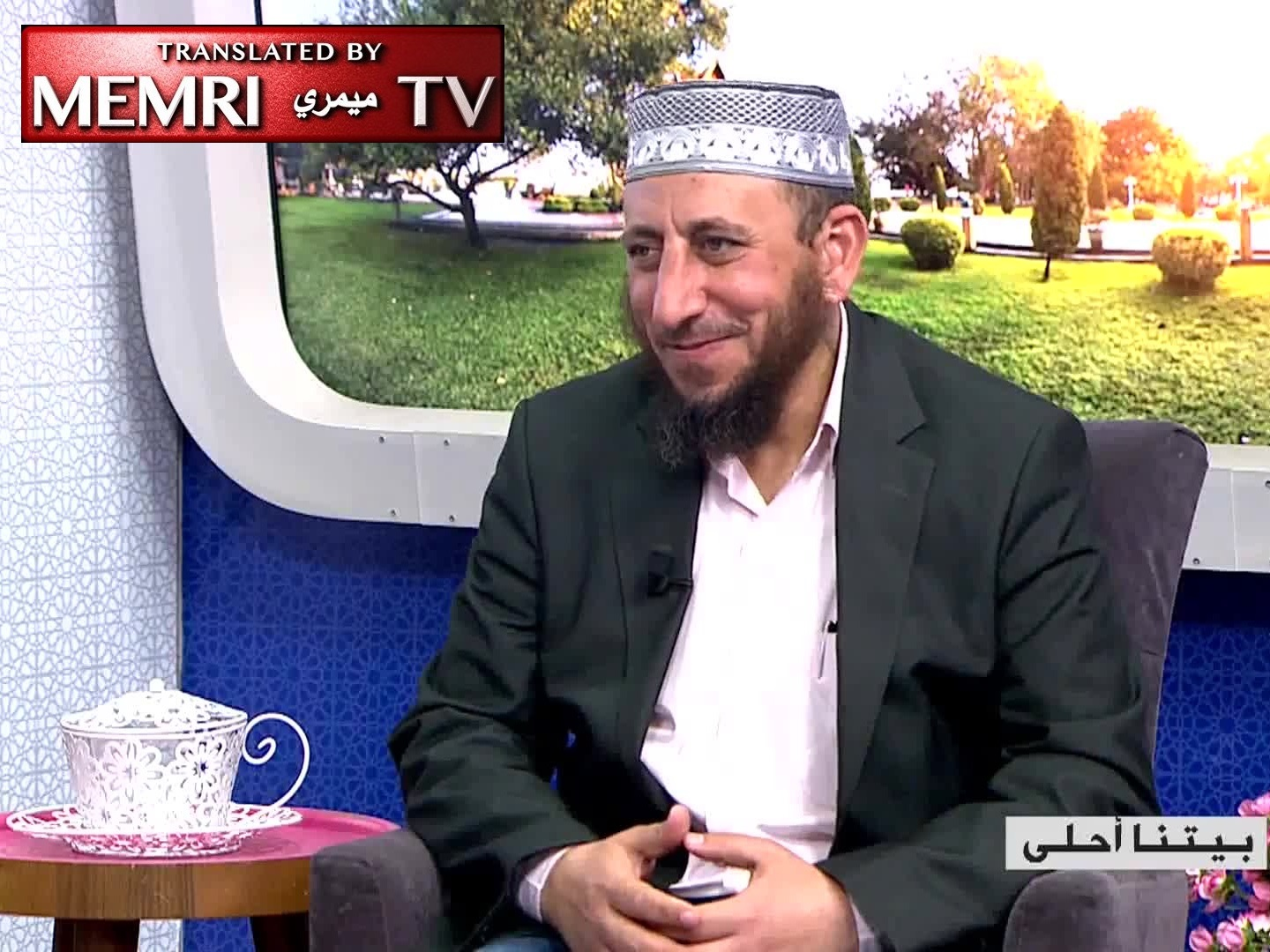 Egyptian Islamic Scholar Ayman Khamis: We Shall Take Al-Andalus Back from Spain Just Like We Shall Take Palestine Back from the Jews