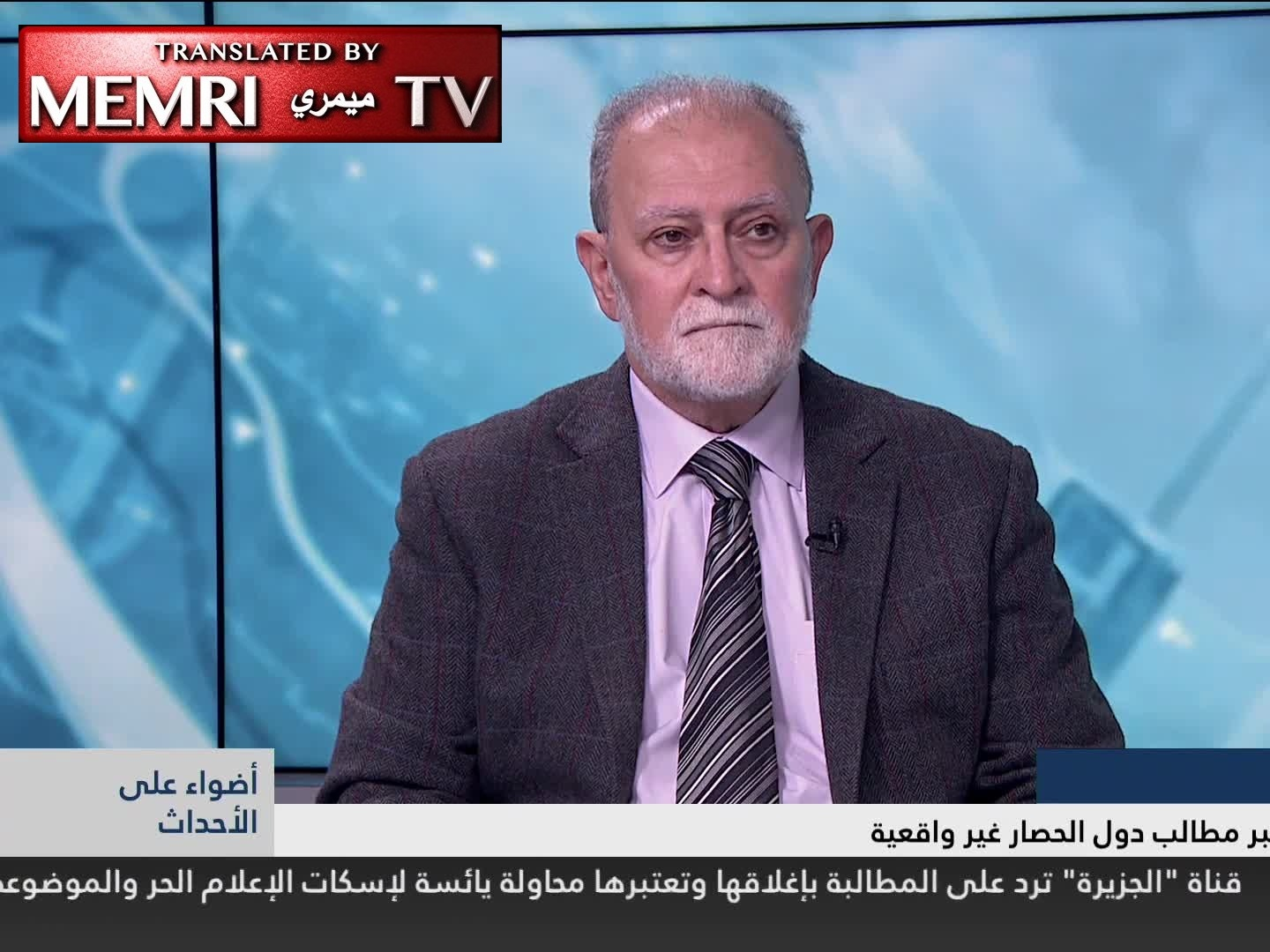 "Chairman of Al-Hiwar TV Azzam Al-Tamimi: ""Satanic Ideological Cell"" in Abu Dhabi Incites the U.S., the West, against Arab Democracy"