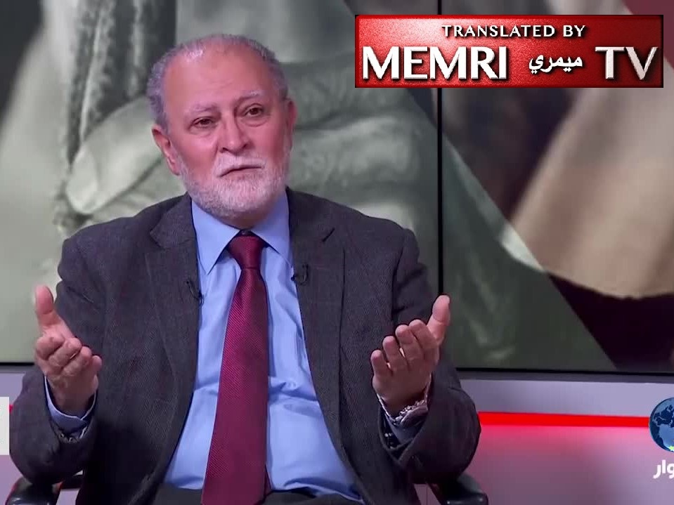 U.K.-Based Palestinian Academic and Muslim Brotherhood Activist Azzam Al-Tamimi: Embassy Move to Jerusalem No Big Deal, Since Tel Aviv Is Also Part of Palestine