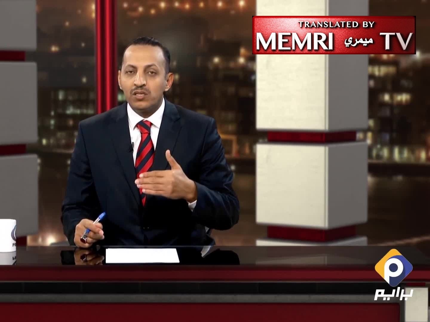 Jordanian TV Host Dr. Bakr Al-Abadi: Israel Released Norwegian Rats Carrying Bubonic Plague in Egypt, Develops Ebola