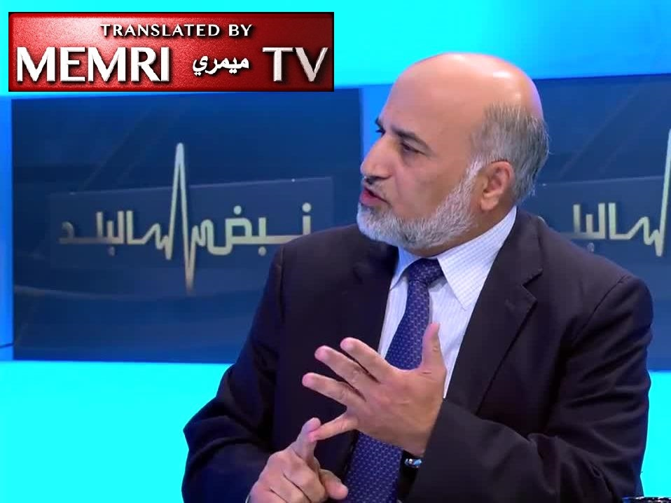 Former Jordanian Ambassador to Iran Sheikh Bassam Al-Amoush: Missiles Fired at Saudi Arabia Were Iranian; Hizbullah Is Slaughtering the Syrian People
