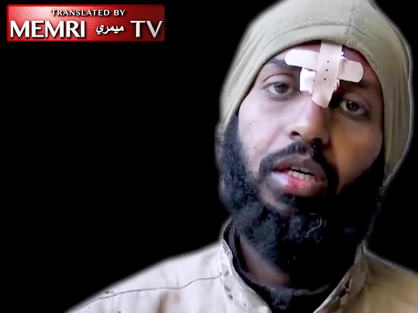 Abu Ridwan, Canadian ISIS Media Operative Captured by Kurdish Forces, Describes His Jihadi Activity