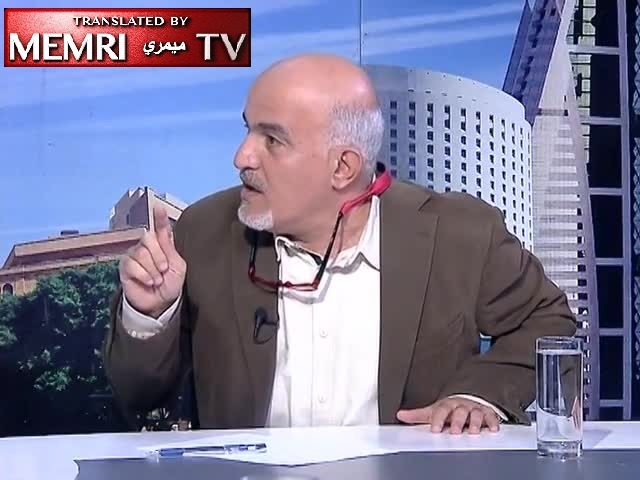 Jordanian Researcher Emad Hatabah Makes the Case for Secularism: We Must Look to the Future, Not Let Them Drag Us Back to Christ or Muhammad