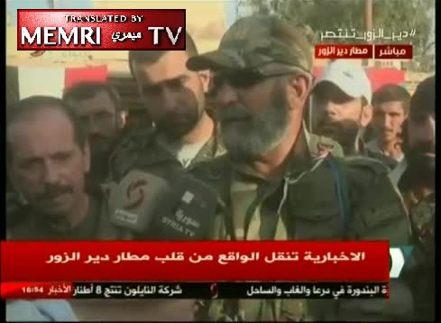 "High Ranking Syrian Officer Threatens People ""Who Fled Syria"": Do Not Return to Syria, We Will Never Forgive You"