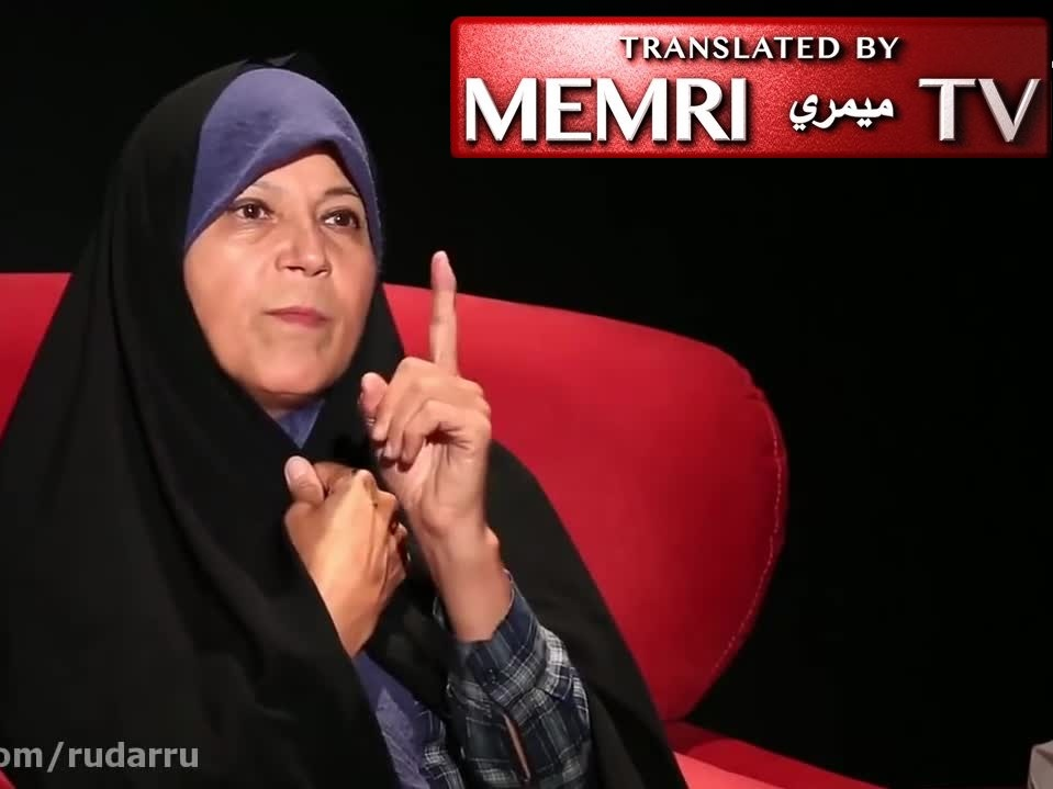 Iranian Human Rights Activist Faezeh Rafsanjani Calls for Clear Definition of Khamenei's Authority, Adds: Relations with U.S. Should Be Like with Any Other Country