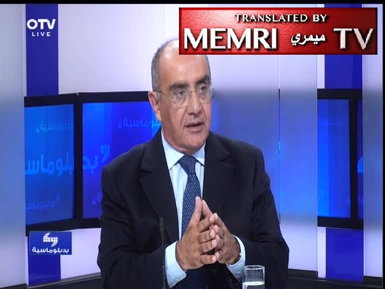 Fmr. Lebanese MP Fares Souaid: Hizbullah Violates U.N. Resolution 1701; Weapons Are Hidden from UNIFIL Patrols South of the Litani River