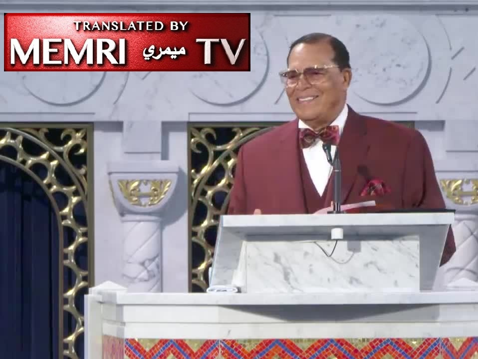 Nation of Islam Leader Louis Farrakhan: Ashkenazi Jews Are Not Semitic; They Have