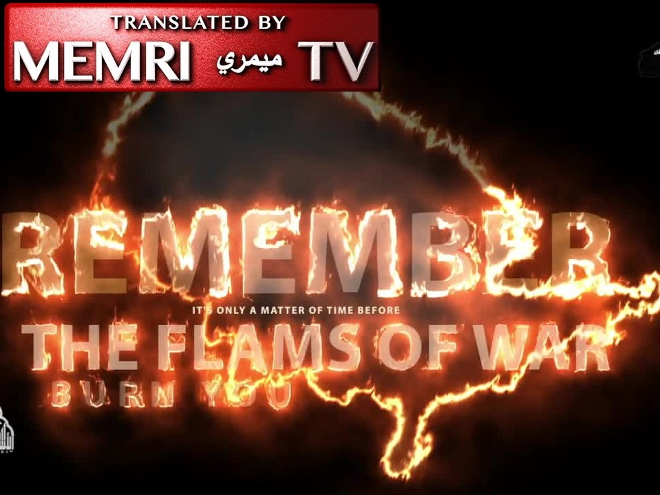"Pro-ISIS Media Outlet Responds to Trump's Statement on U.S. Withdrawal from Northern Syria: ""Soon The Flames Of War [Will] Come To America"""
