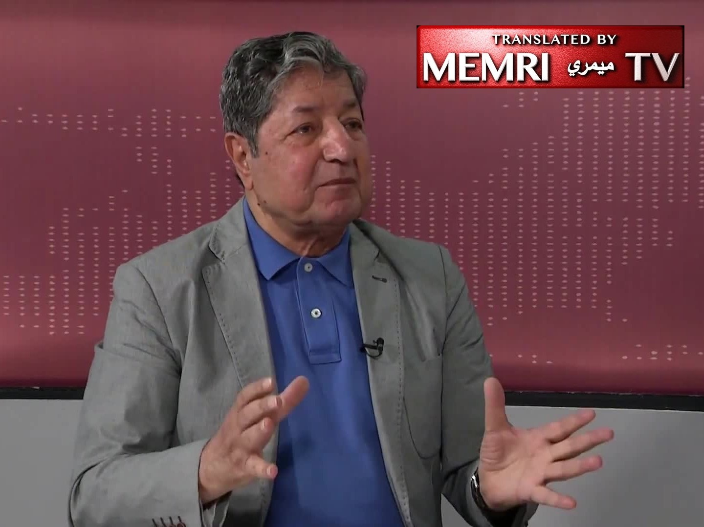 Former Iraqi Ambassador to France Ghazi Faisal: Iran's Policies of Aggression, Terrorism Are Catastrophic and Will Lead to Its Economic Collapse