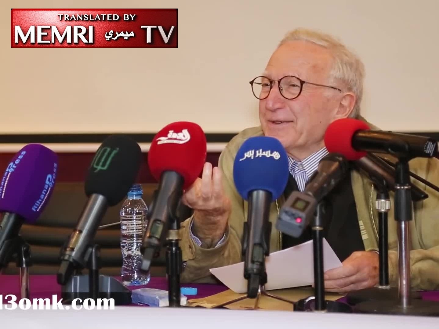 French-Jewish Holocaust Denier Jacob Cohen: Holocaust Wasn't Mentioned Until Convenient Time in Israel's History; MEMRI Makes People Think Iran Wants to Commit a Second Holocaust; The Holocaust Has Become a Religion