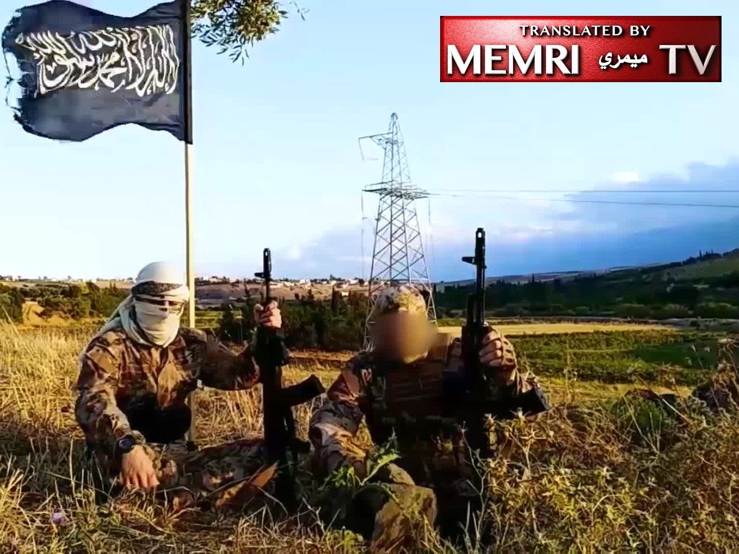 German-Speaking Jihadists Call On Their 'Siblings' to Join Them and Wage Jihad in Syria