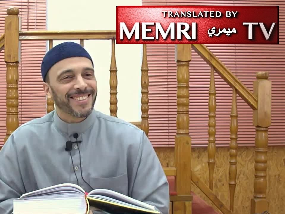 Antisemitic Lecture by German Imam Said Abu Hafs: The Jews Are Miserly, Greedy, Enamored with Gold; They Are Arrogant, Take People's Money Unlawfully