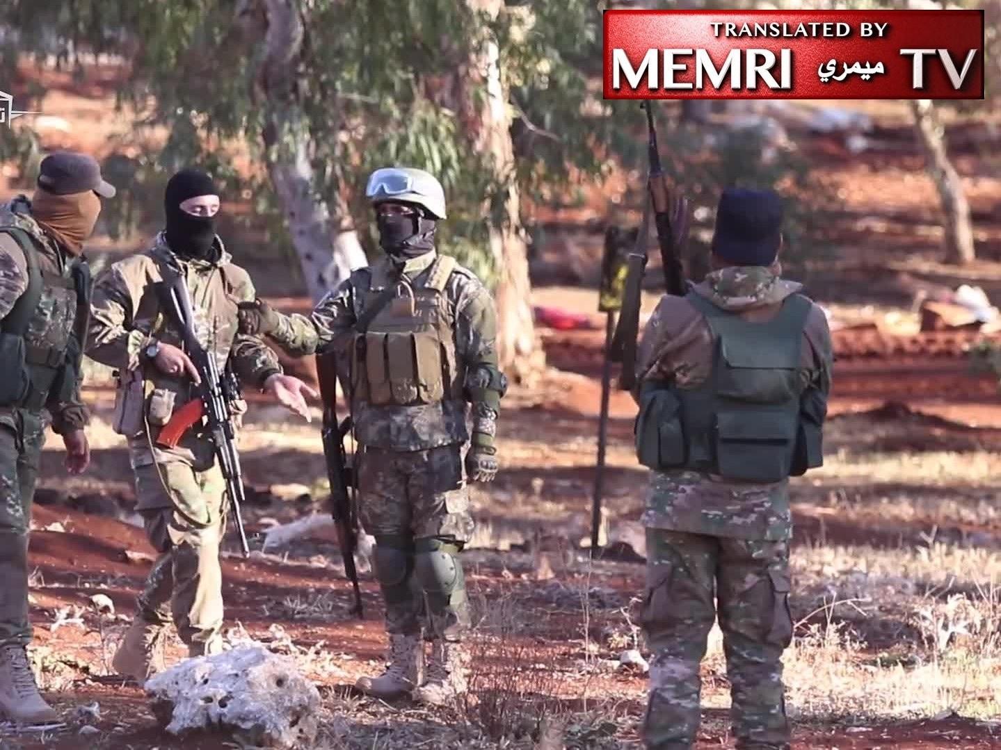 Syria | MEMRI