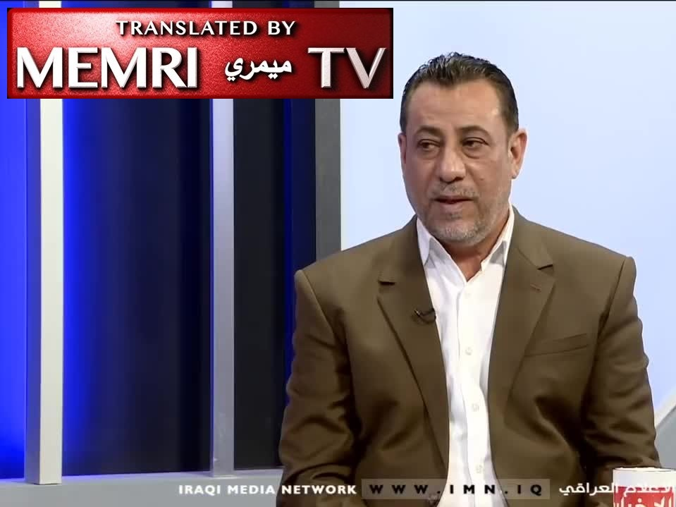 Former Iraqi MP Hakim Al-Zamili: Al-Hurra TV behind Videos of Protesters Killed and Wounded in Najaf; It's All Hollywood Acting
