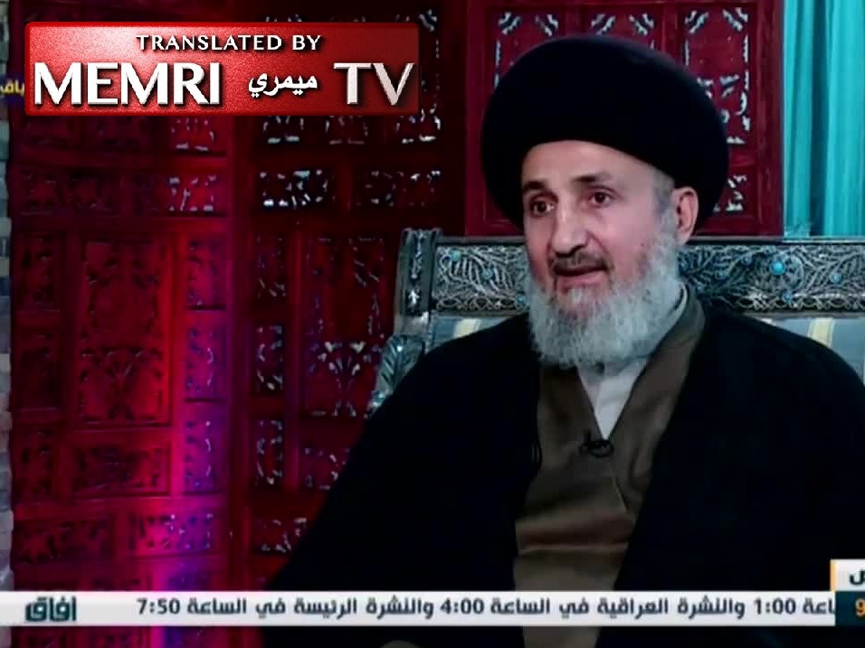 Iraqi Official Hamid Al-Husseini: The Goal of the Resistance is to Preserve the Current Regimes; The Factions in Palestine Are Under the Command of Qasem Soleimani