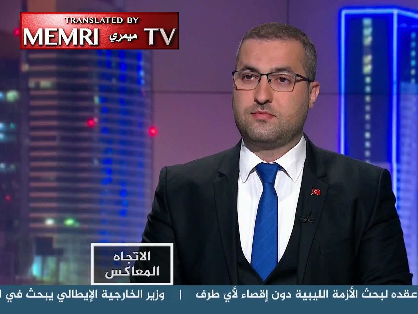 Turkish Journalist Hamza Tekin: Turkey Will Send Soldiers and Equipment That Will Tip the Scales in Libya in Favor of the Government of National Accord
