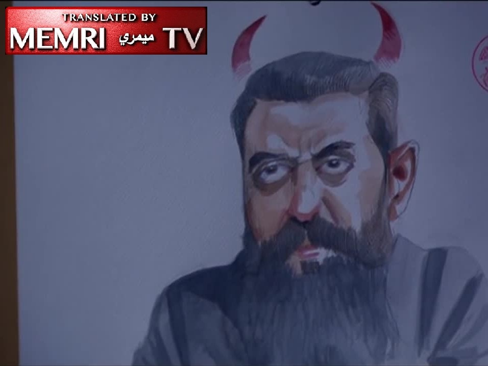 "Theodor Herzl Depicted as Satan in Egyptian Ramadan TV Show Featuring ""People of Evil"""