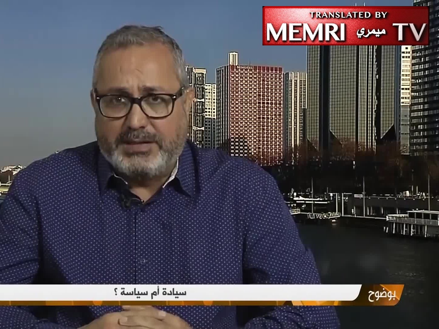 Paris-Based Iraqi Writer Hilal Al-Obaidi: Iran is Exploiting Iraq in Order to Confront Israel; Iraq Is in No Position to Fight Israel, Its Sons Must Be Rescued
