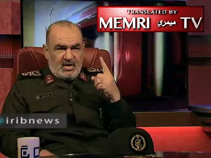 IRGC Deputy Commander General Hossein Salami Threatens Europe: We Will Extend the Range of Our Missiles to Wherever We Feel Threatened