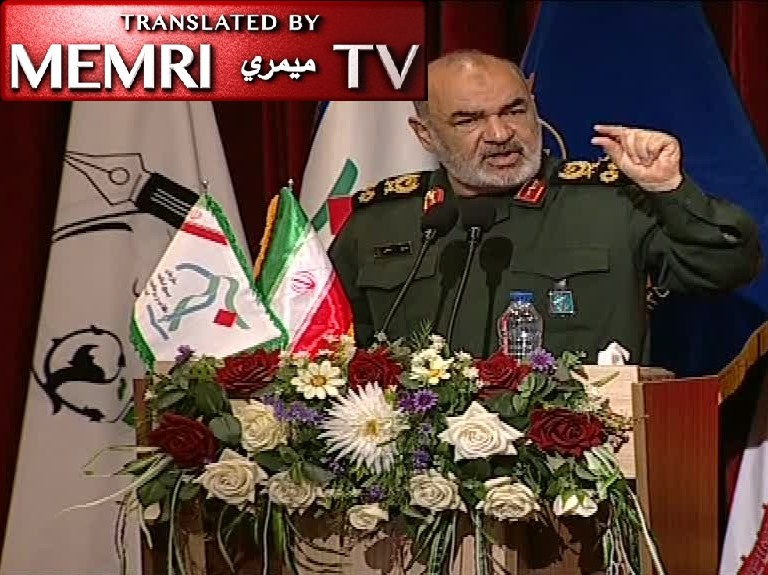 IRGC Commander Gen. Hossein Salami: America Lacks Wisdom, Spiritual Leadership; It Is All Brawn, No Brains