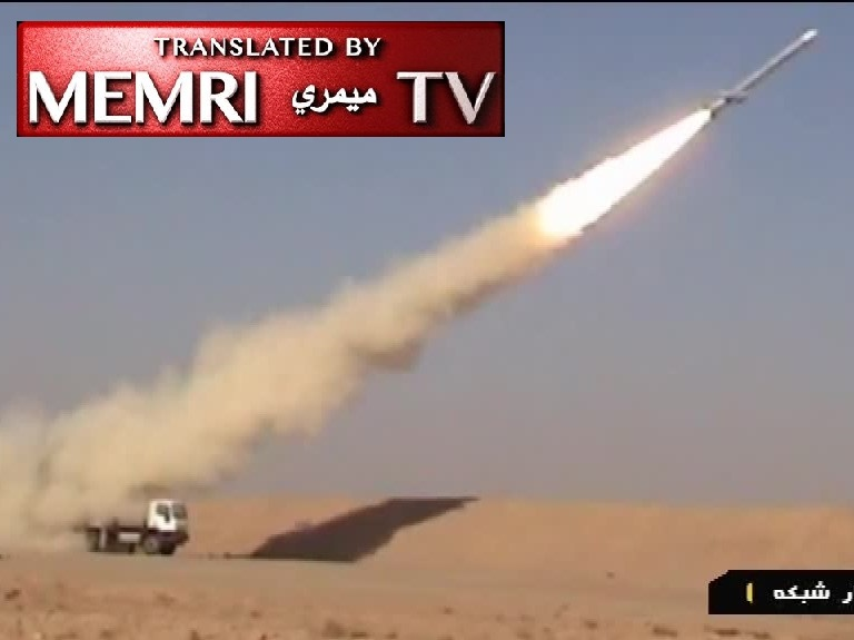 "Iran Showcases New ""Hoveizeh"" Cruise Missile"