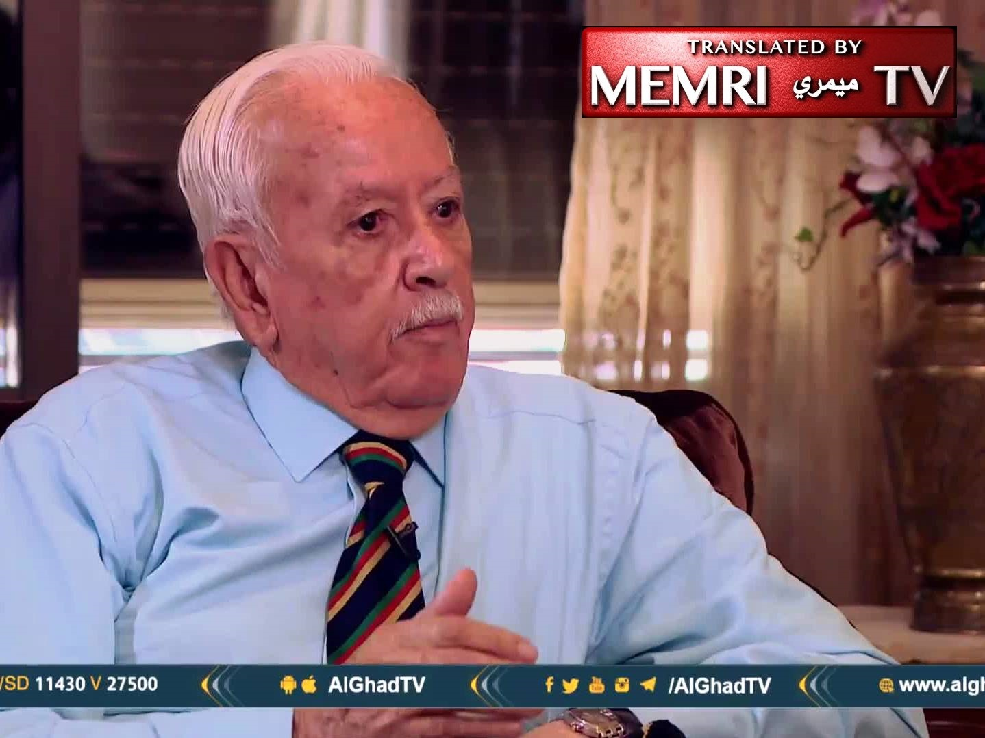 Palestinian-Jordanian Historian Husni Ayesh: ISIS, Al-Qaeda Emerged from Beneath the Cloak of the Muslim Brotherhood
