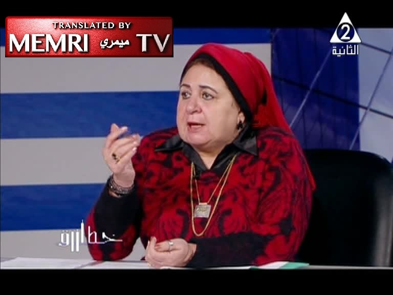 Egyptian Researcher Huda Darwish: Jewish Ideology Focuses on Control; ME Crisis Is the Implementation of an Israeli Scheme