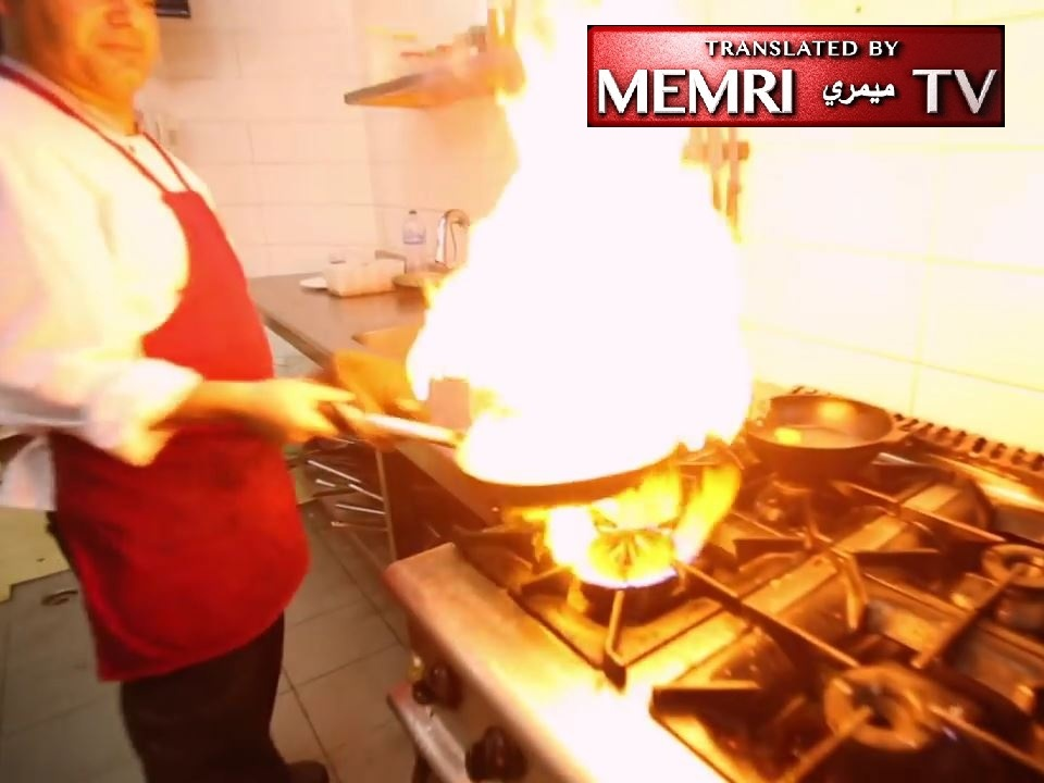 BBC TV Report on Gaza Restaurants Shows Another Side to Life in Gaza